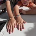 bracelet noisetier atelier famille